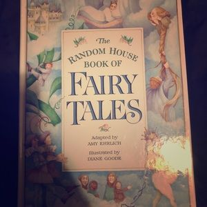 Other - Vintage fairy tale book